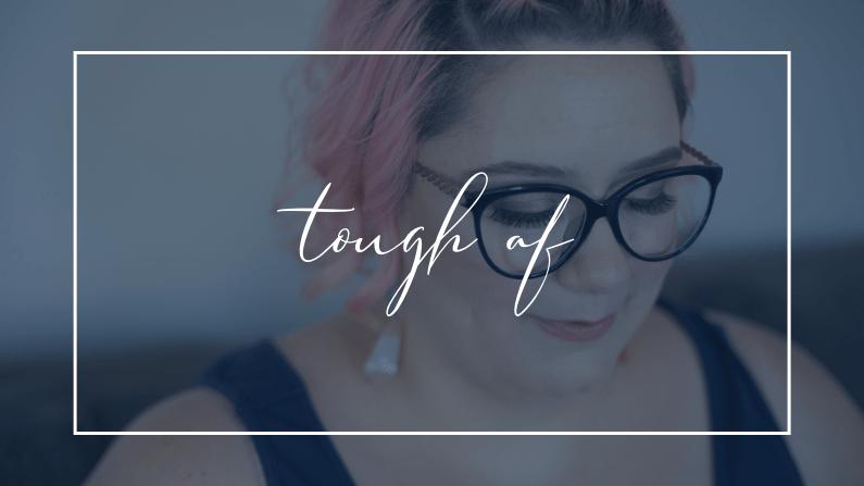 October was tough AF… I was tougher