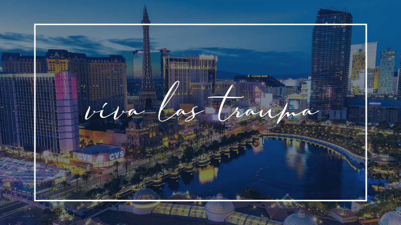 What happens in Vegas, sometimes comes home with you…