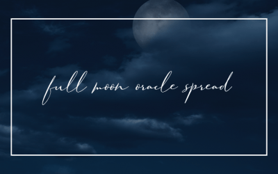 Full Moon Guidance