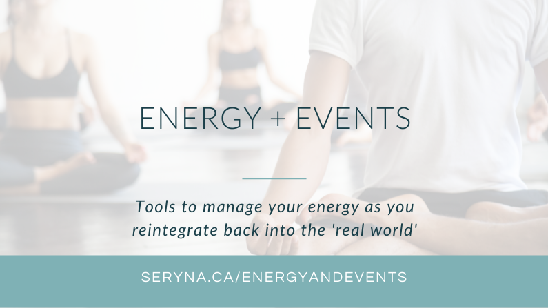 Energy + Events