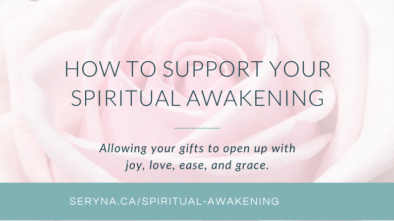 How to support your spiritual awakening