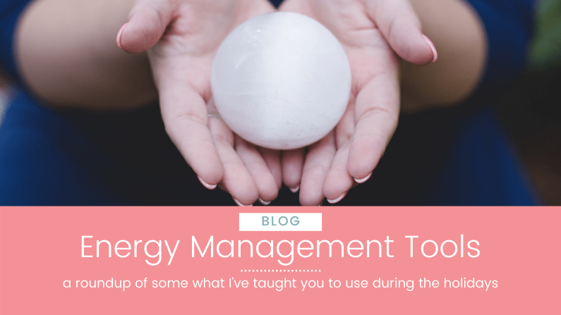 Energy Management Tools Available To You Now