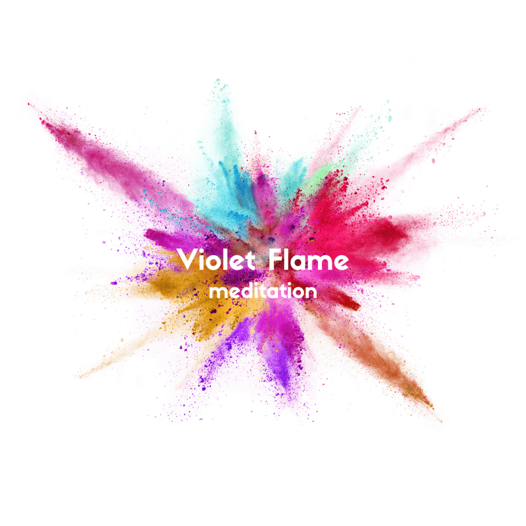 Violet Flame Guided Meditation